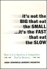 السريع يأكل البطيء