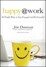 السعادة على رأس العمل
